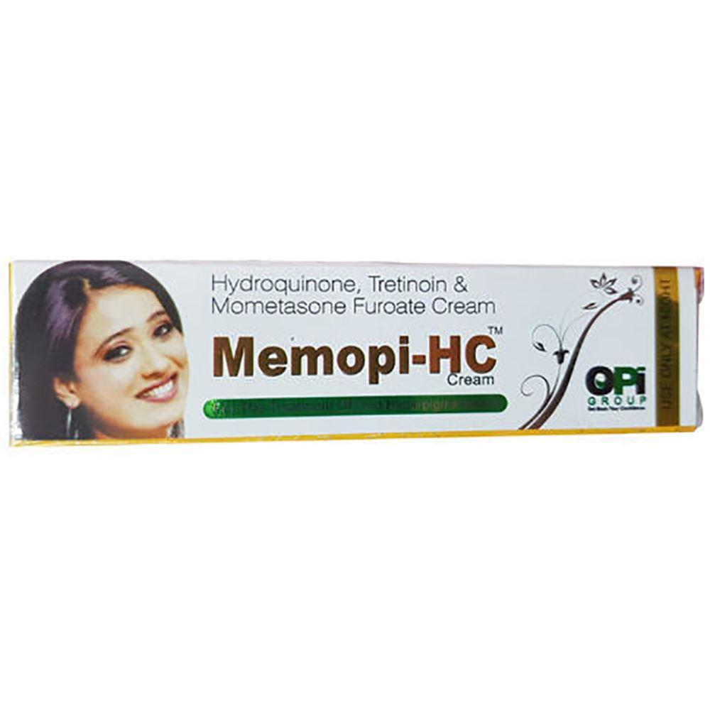OPI Group Memopi-Hc Cream For Treating Hyperpigmentation (15g)