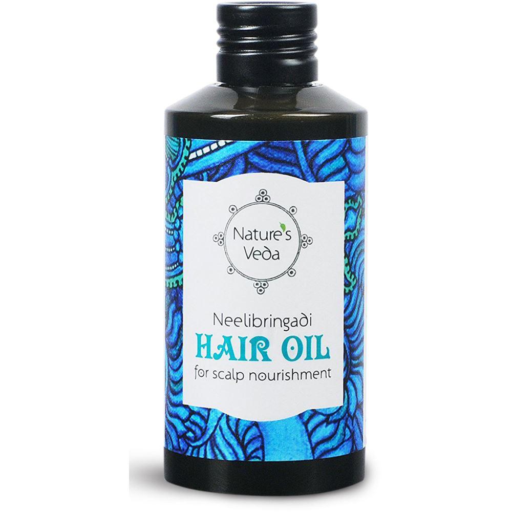 Nature's Veda Neelibhringadi Hair Oil (150ml)