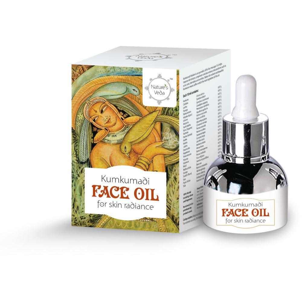 Nature's Veda Kumkumadi Face Oil (30ml)