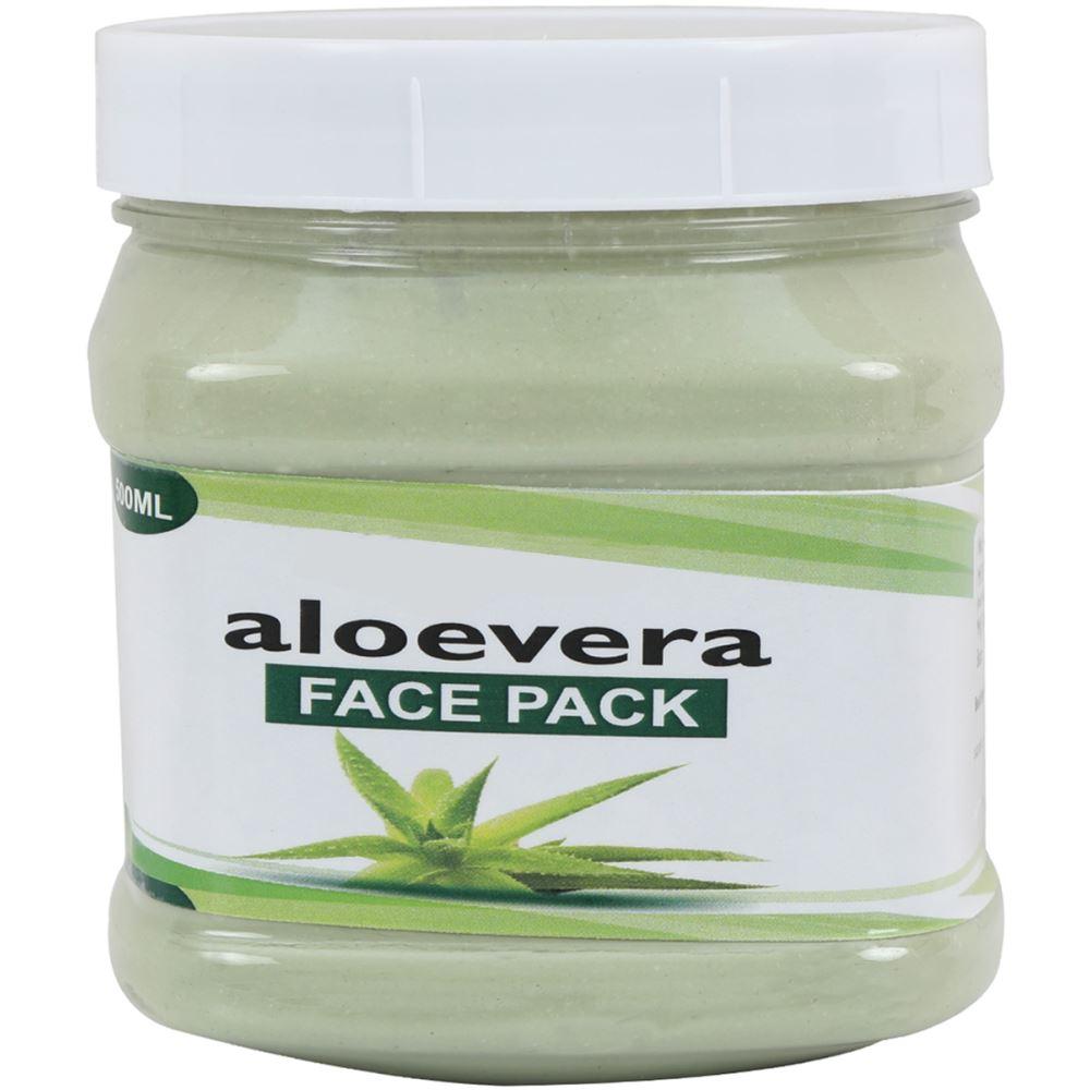 Indirang Aloevera Face Pack (500ml)