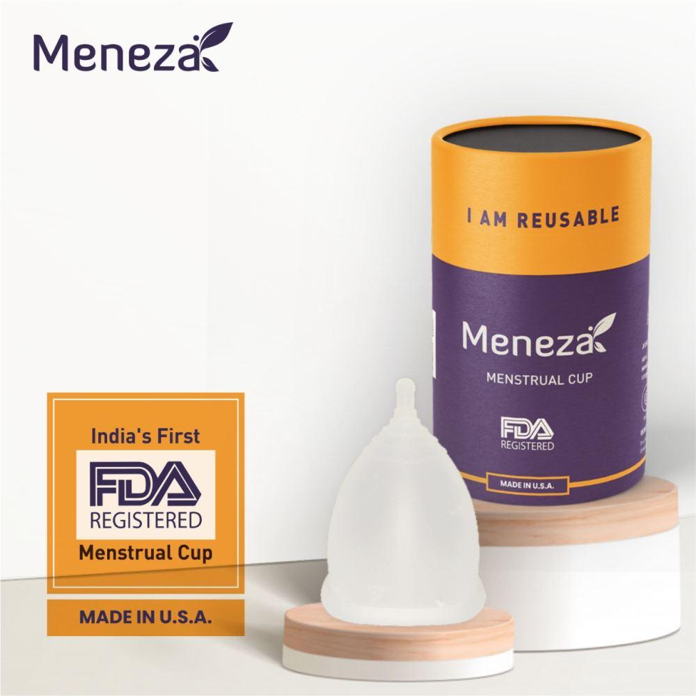 Meneza Menstrual Cup (M)