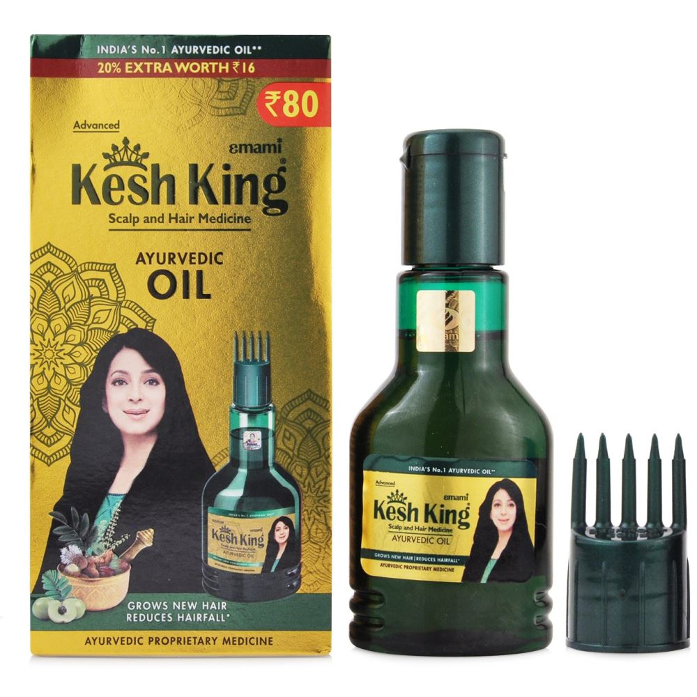 Emami Kesh King Hair Oil (50ml)