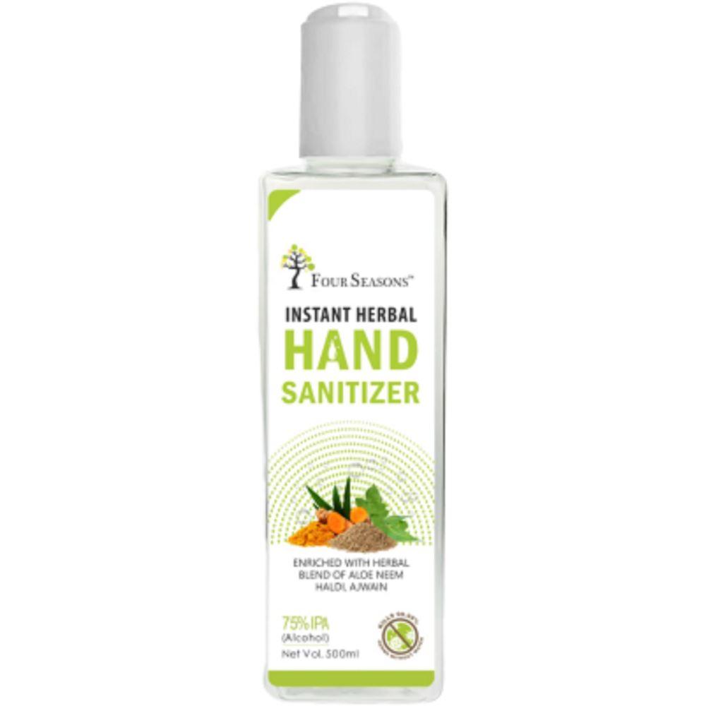 Four Seasons Hand Sanitizer (500ml)