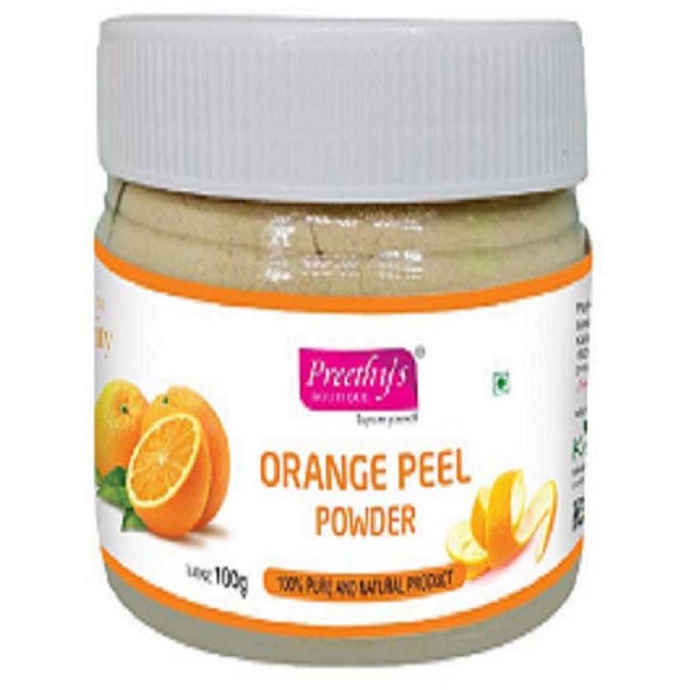 Preethy's Boutique Premium Quality Orange Peel Powder (100g)