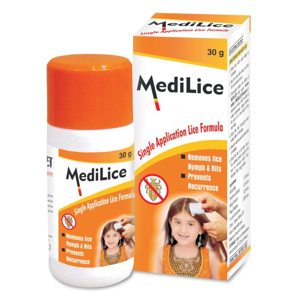Wings Biotech Medilice (30g, Pack of 3)