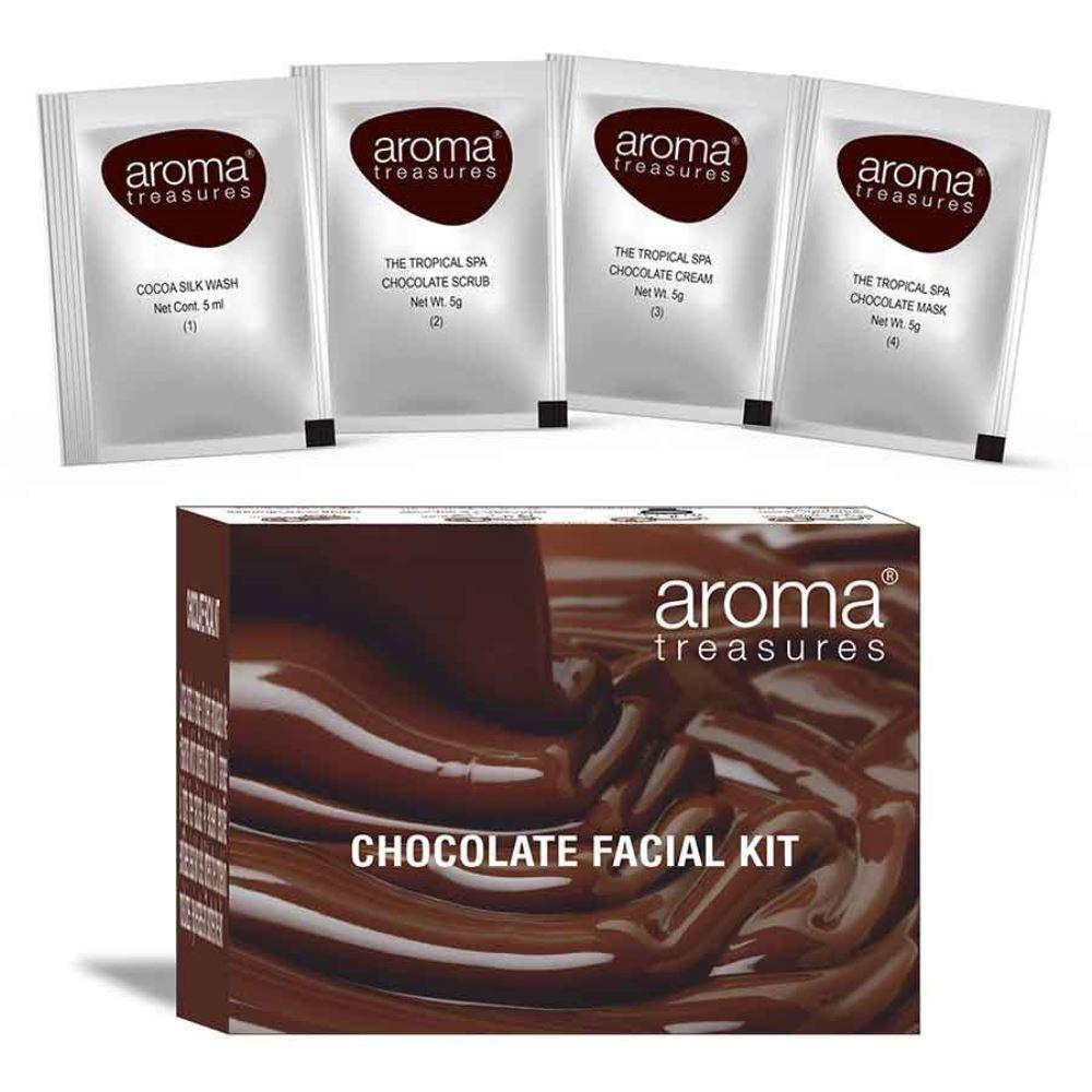 Aroma Treasures Chocolate Diy Facial Kit (20g)