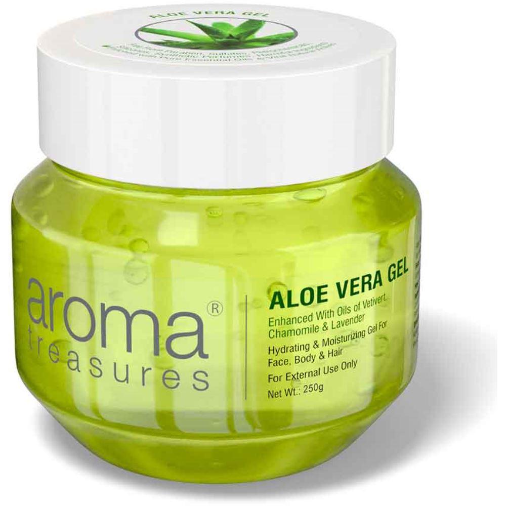Aroma Treasures Aloe Vera Gel (250g)