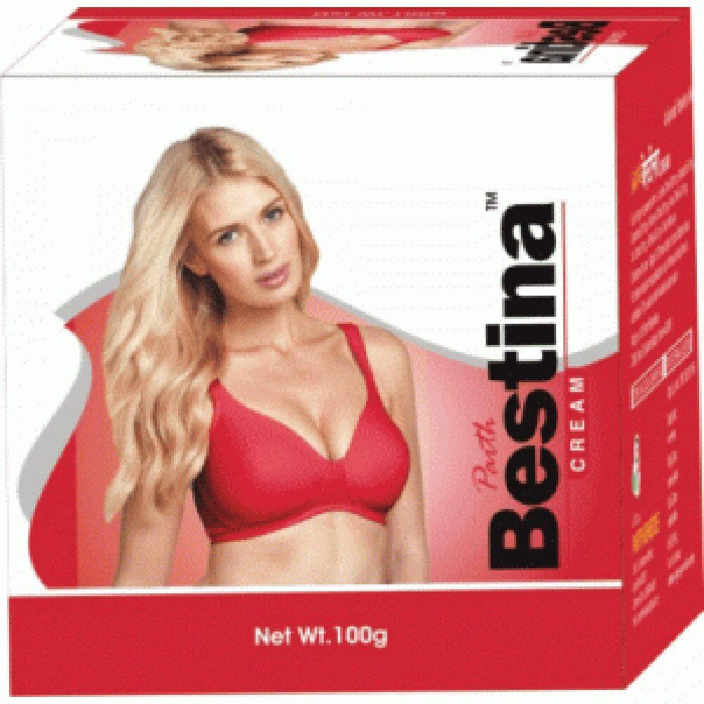 Parth Remedies Bestina (Breast Toner Cream For Tightening & Upliftment)  (100g, Pack of 2)