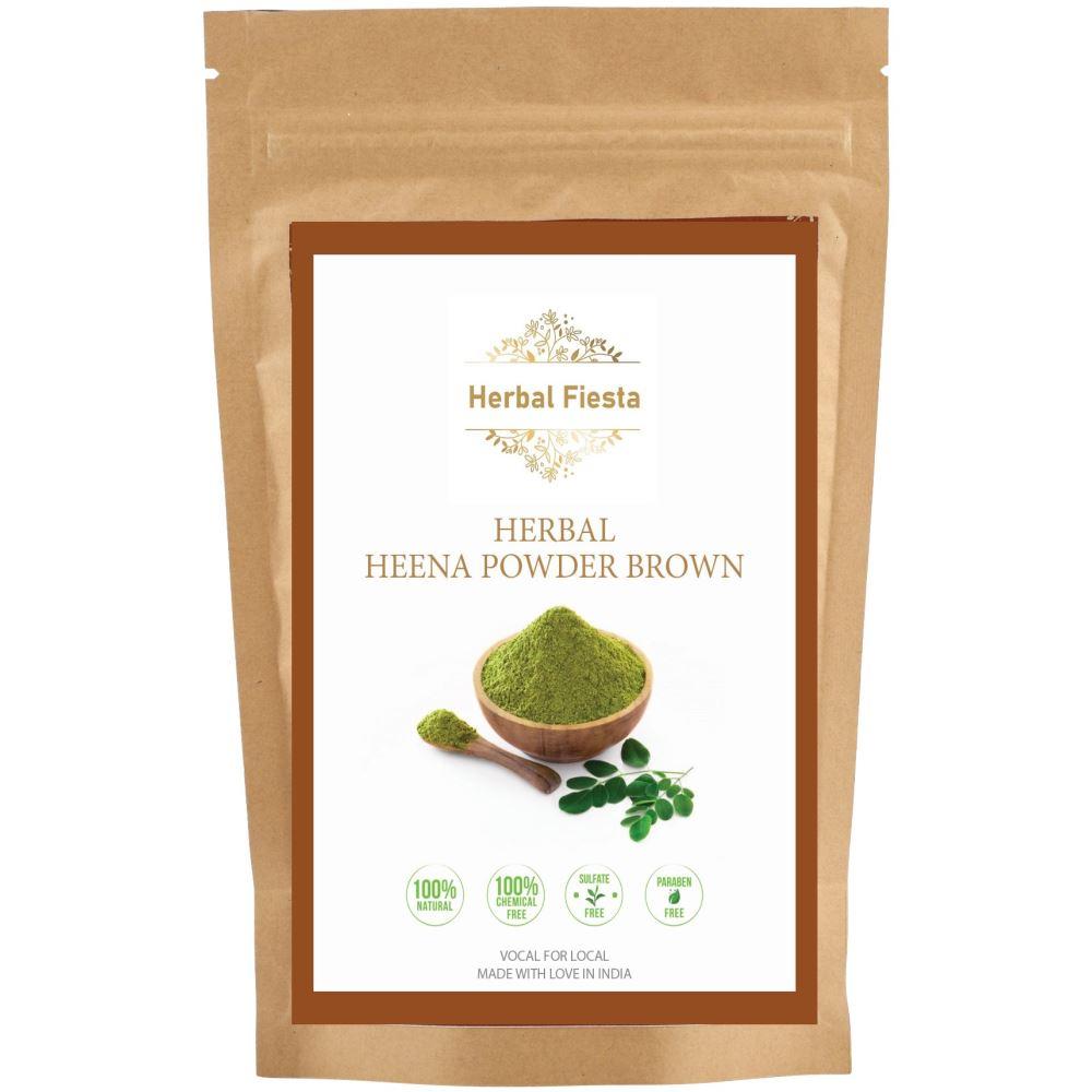 Herbal Fiesta Henna Brown (100g)
