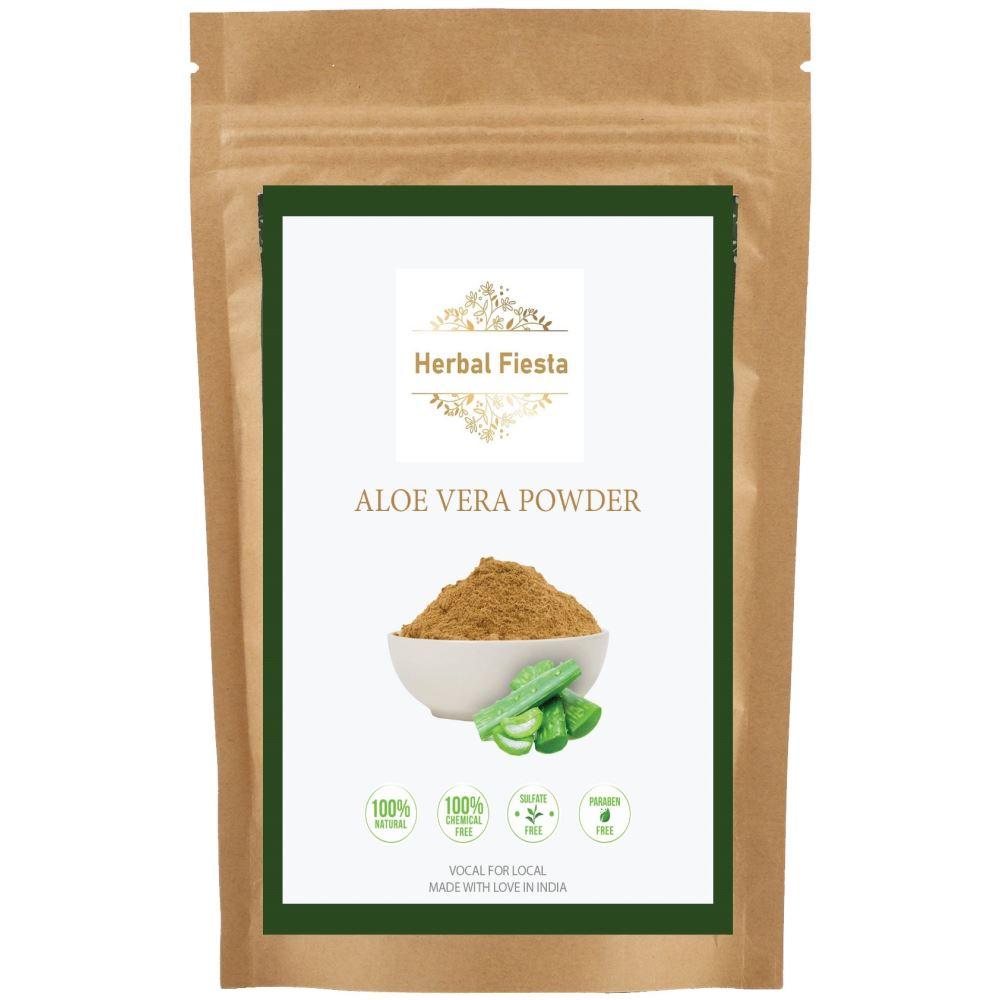 Herbal Fiesta Aloe Vera Powder Pack (100g)