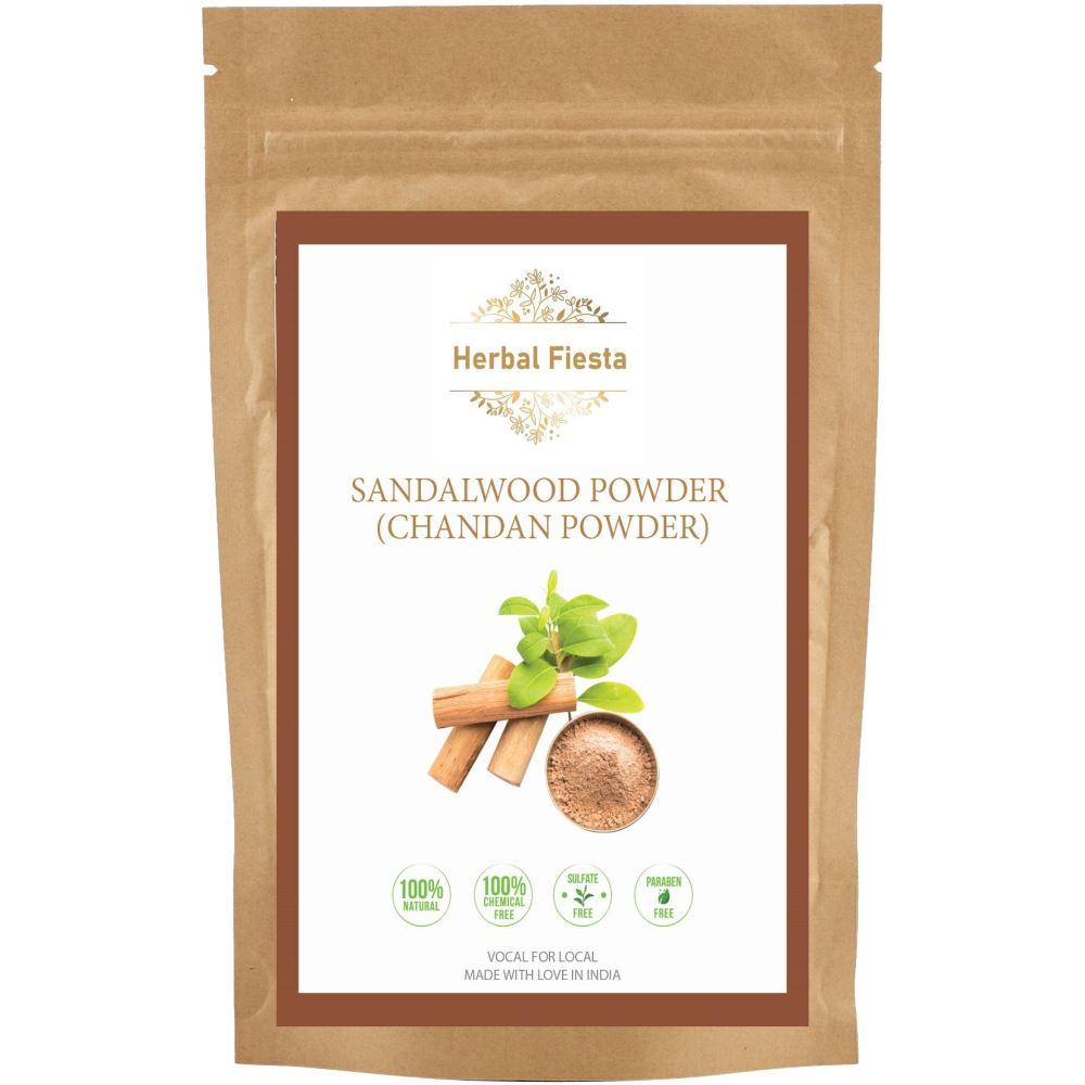 Herbal Fiesta Chandan Powder Face Pack (100g)