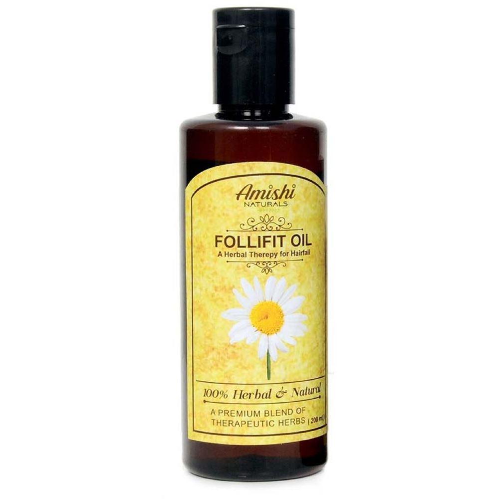 Amishi Naturals Follifit Oil (200ml)
