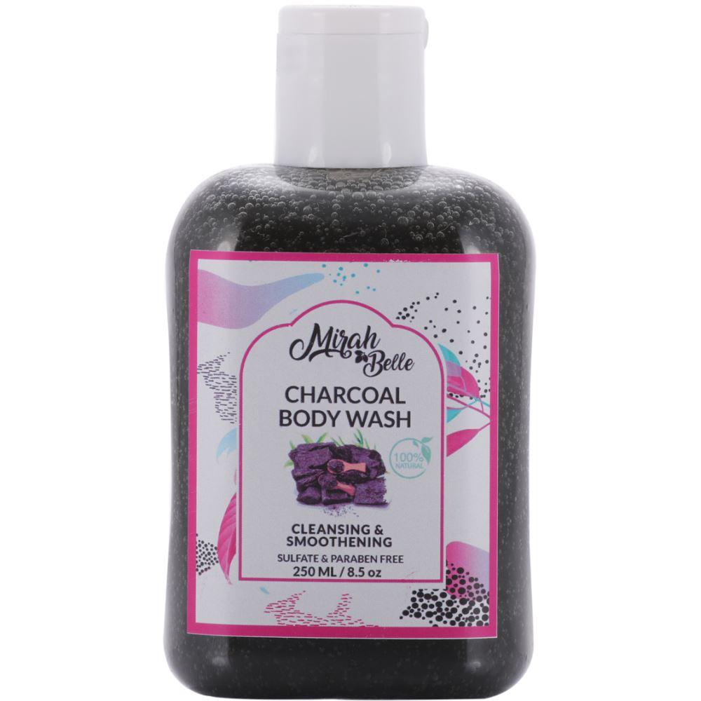 Mirah Belle Charcoal Body Wash (250ml)