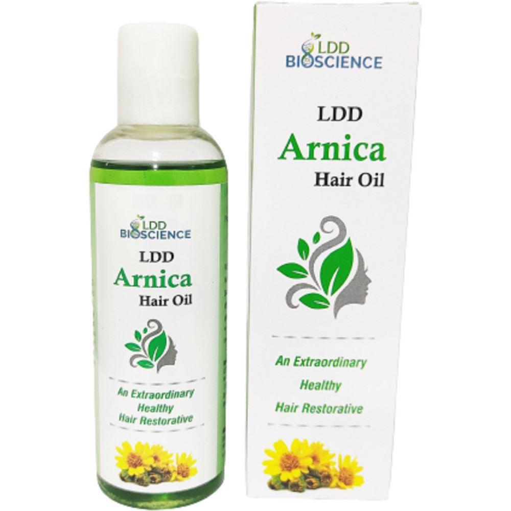 LDD Bioscience Arnica Hair Oil (200ml)