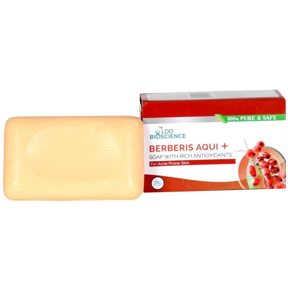 LDD Bioscience Berberis Aqui + Soap (75g)