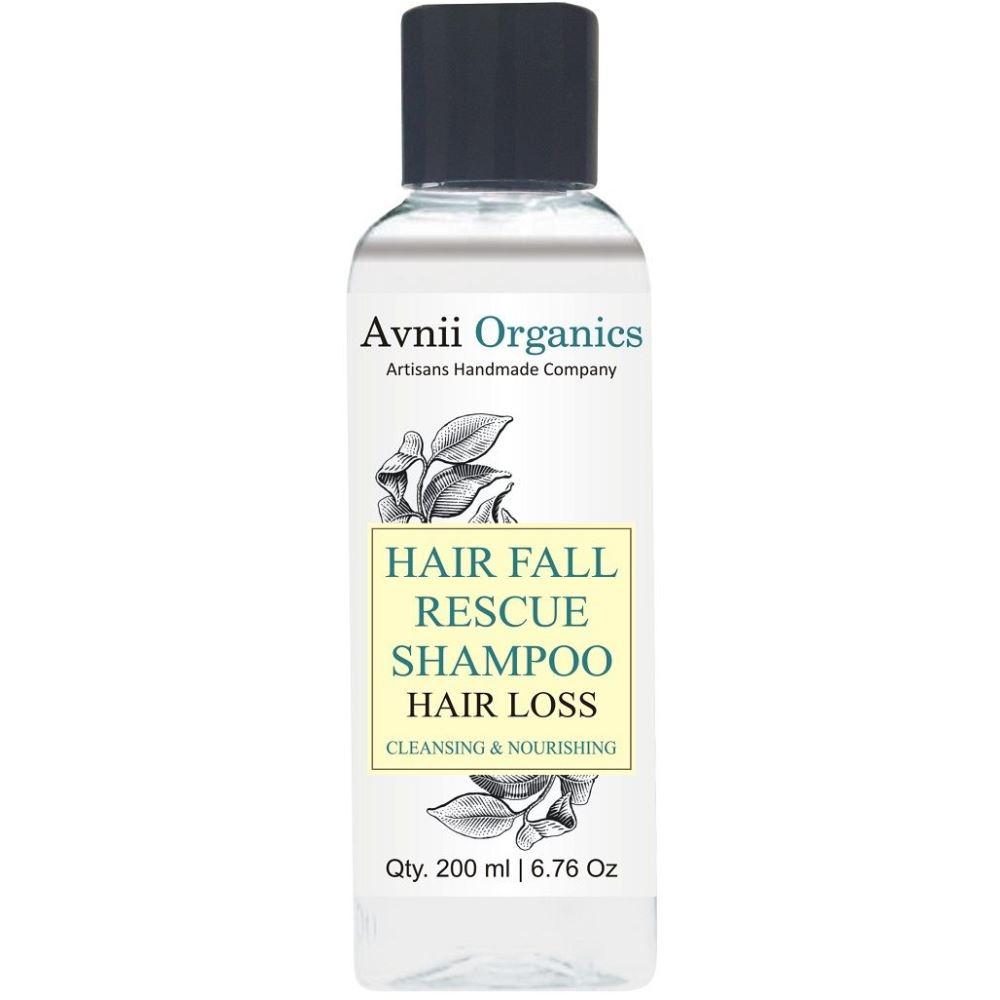 Avnii Organics Hair Fall Control Shampoo (200ml)