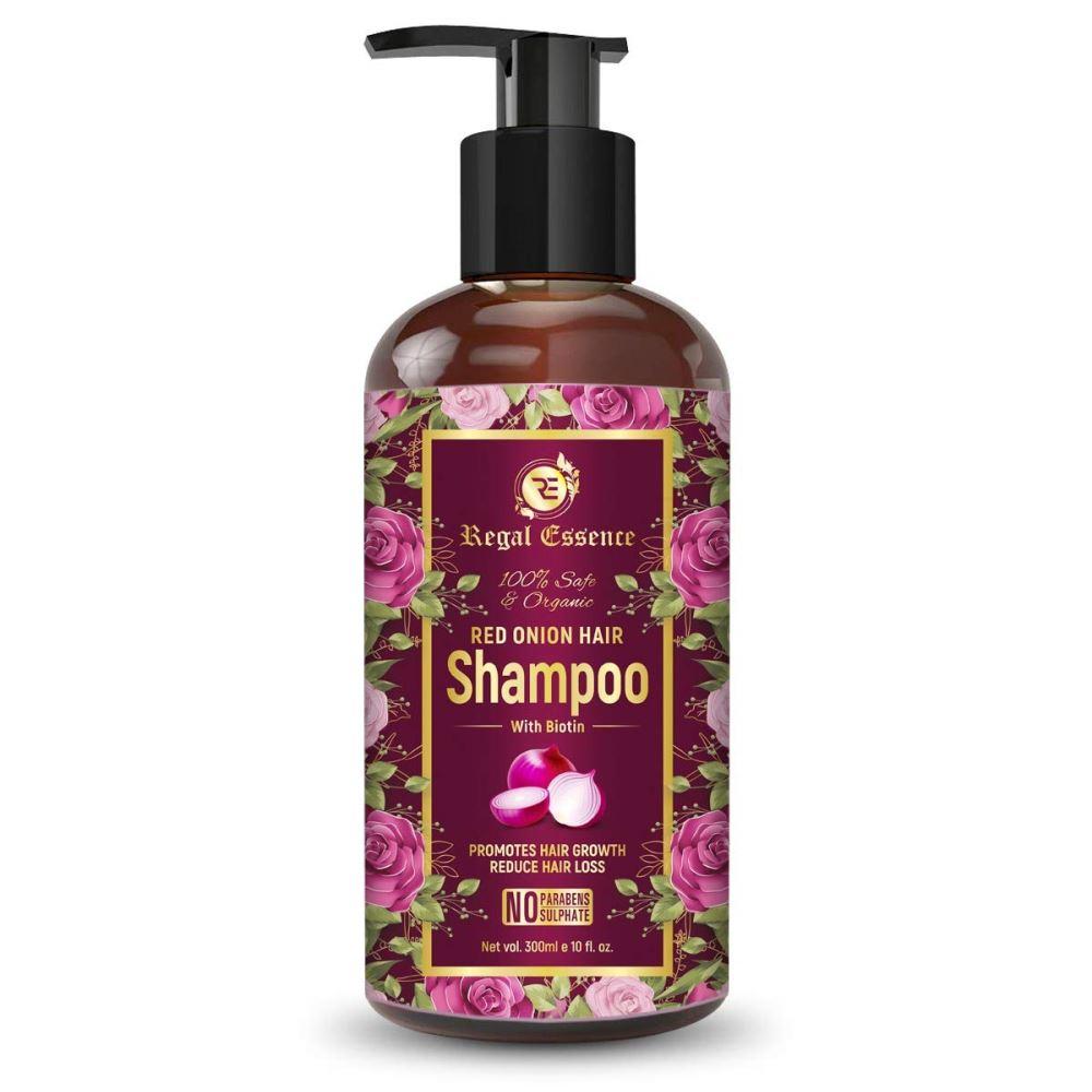 Regal Essence Red Onion Hair Shampoo (300ml)