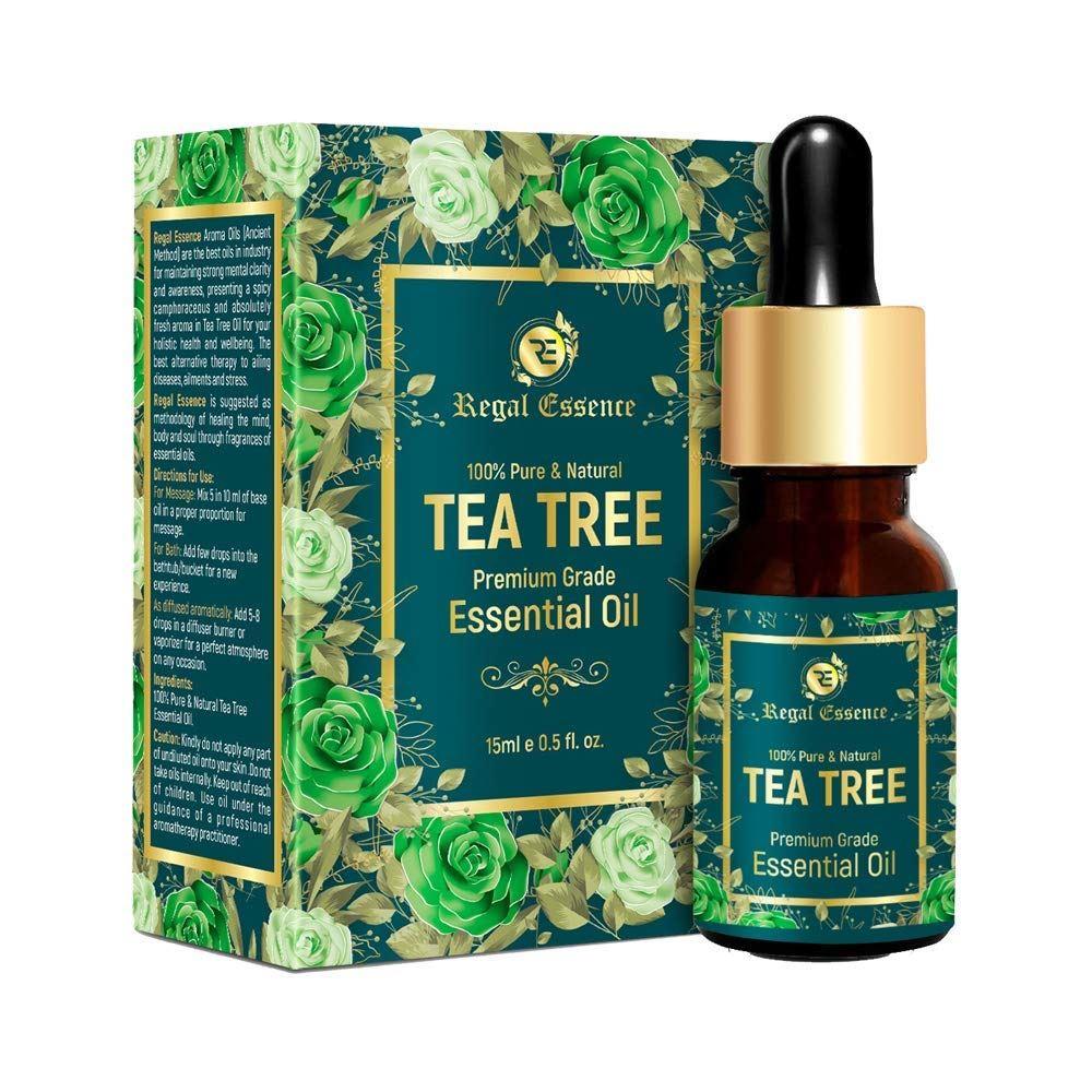 Regal Essence Tea Tree Essential Oil (15ml)