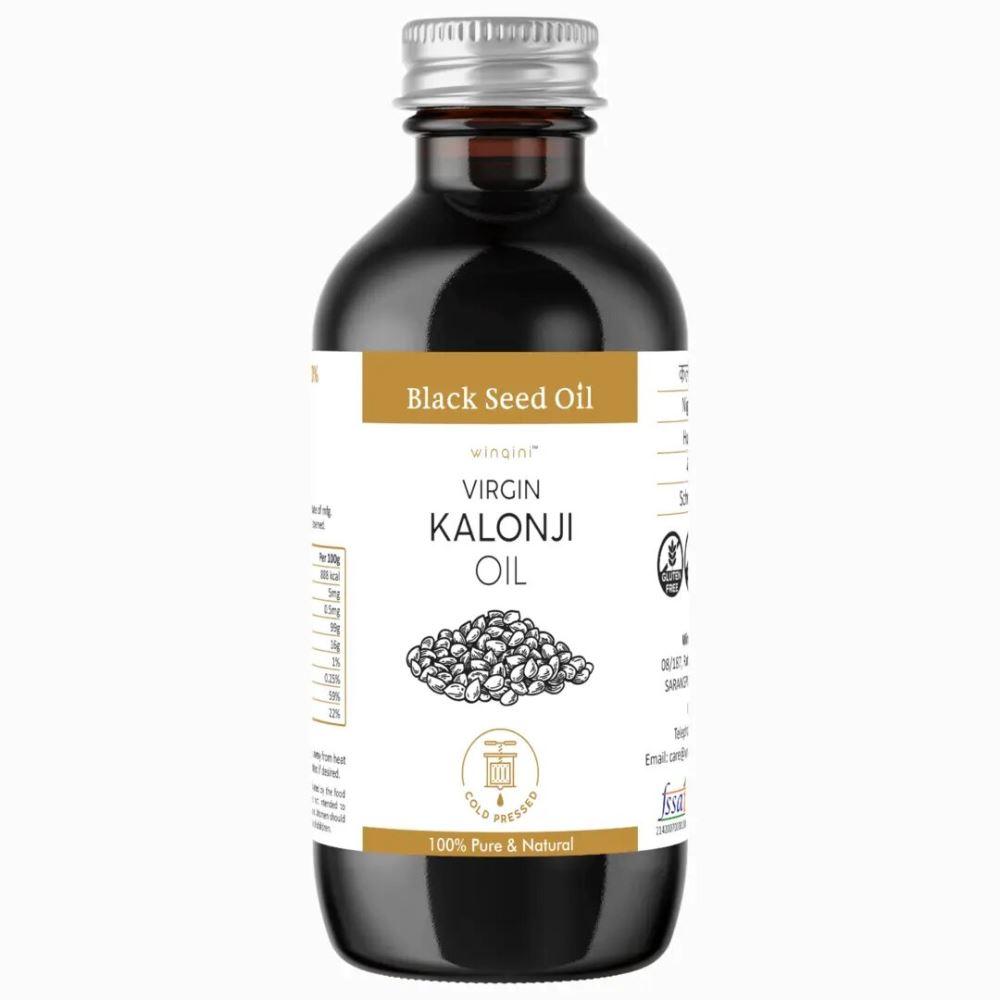 Wingini Virgin Kalonji Oil (200ml)