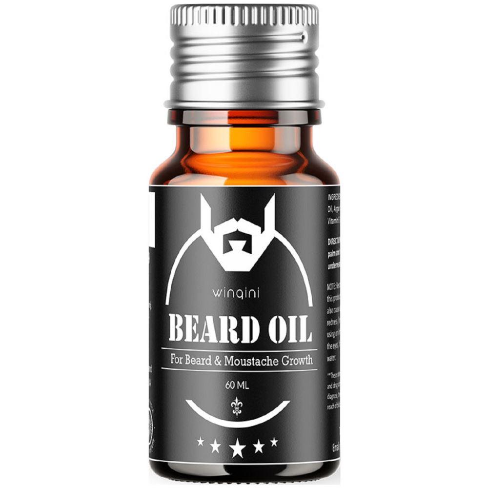 Wingini Beard Oil For Men (60ml)