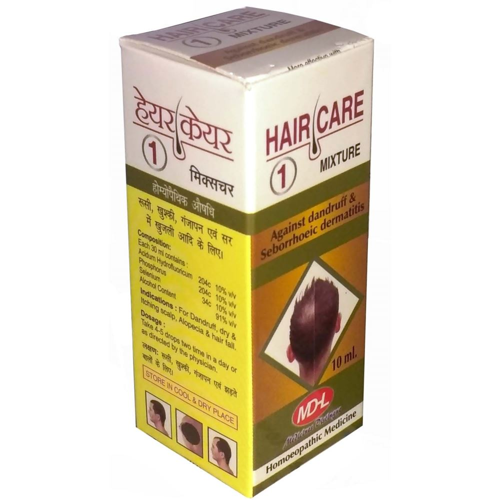 MDHL Hair Care 1 Mixture (10ml)