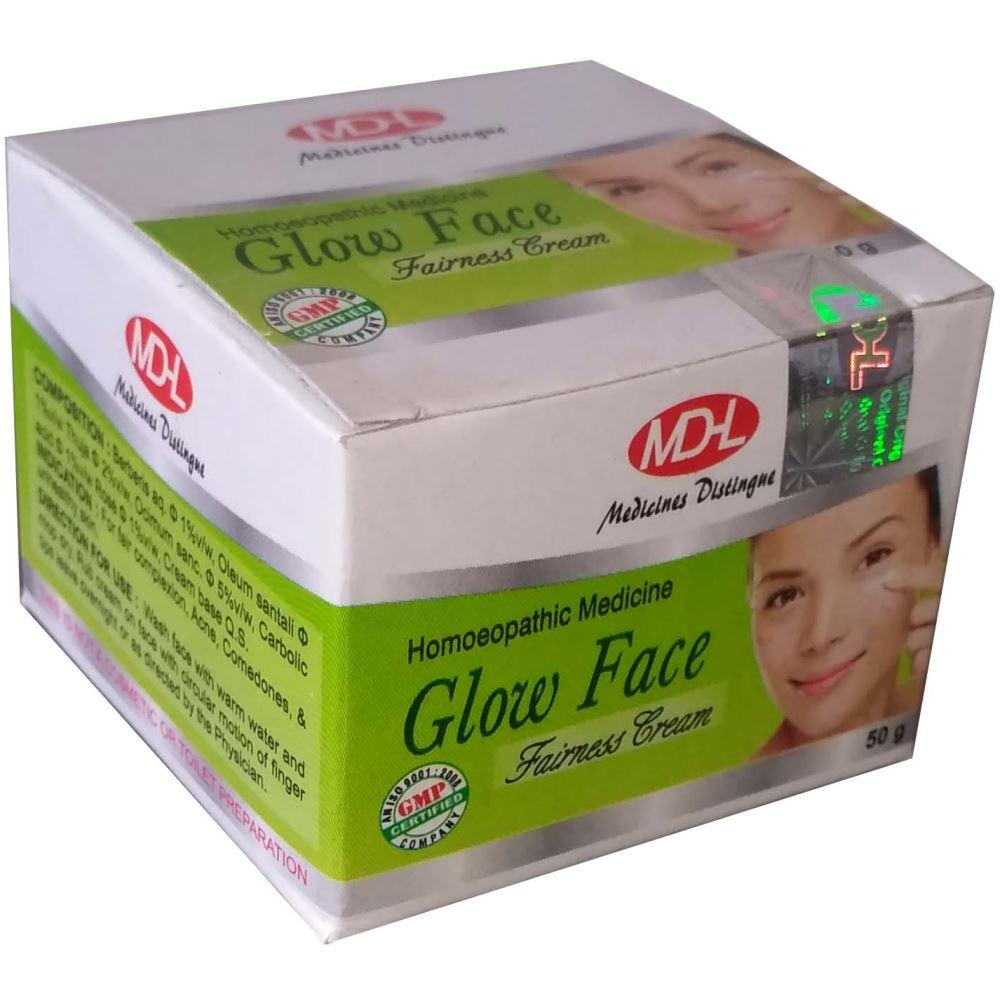 MDHL Glow Face (50g)
