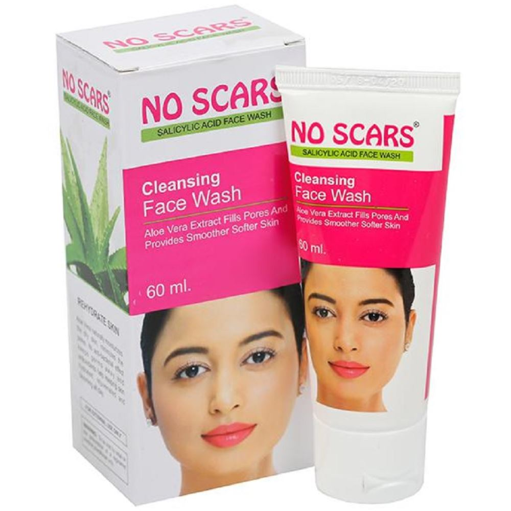 Torque No Scars Cleansing Face Wash (60ml)