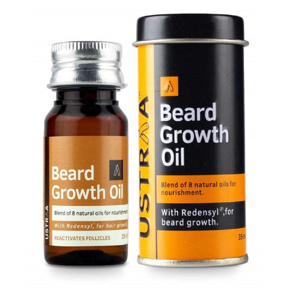 Ustraa Beard Growth Oil (35ml)