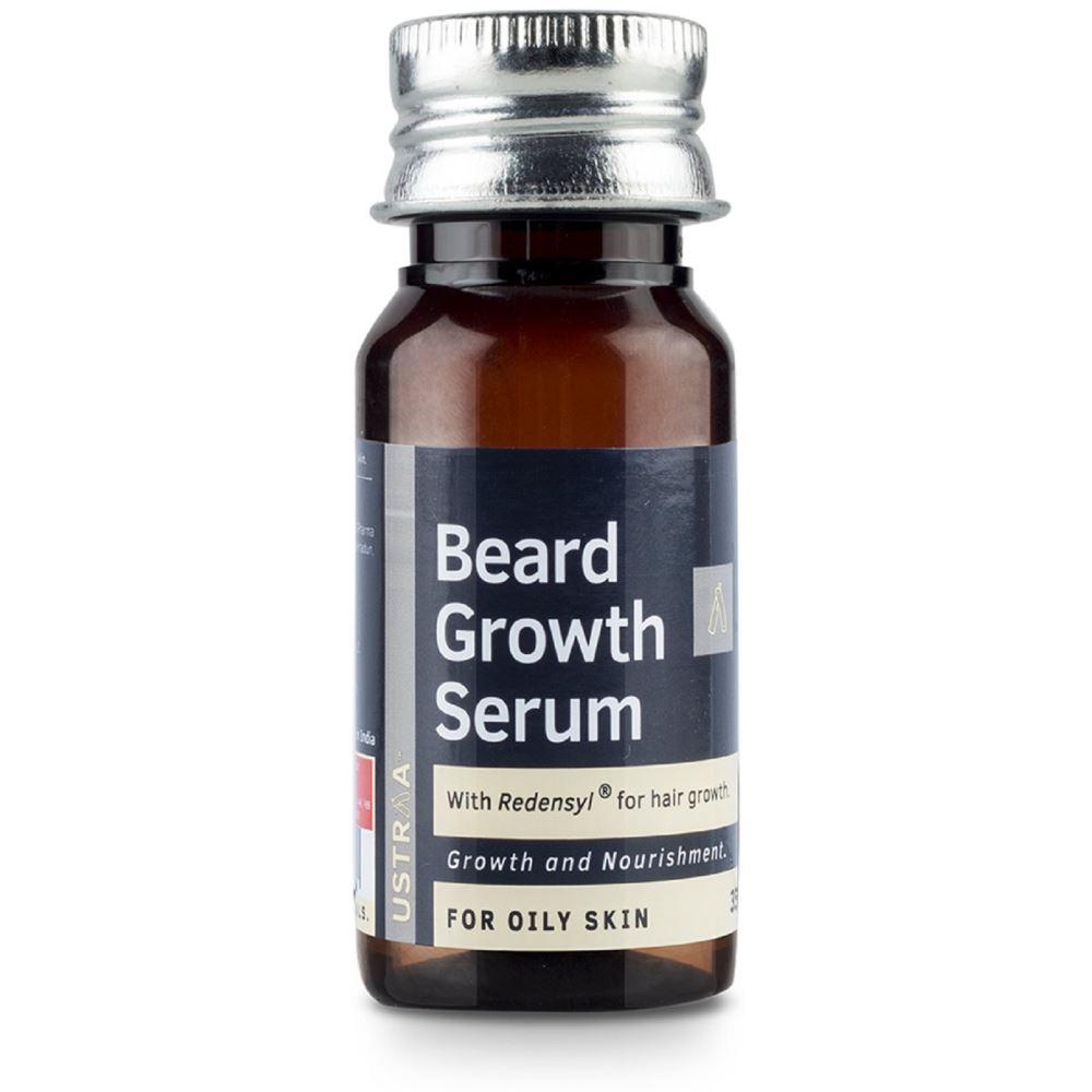 Ustraa Beard Growth Serum (30ml)