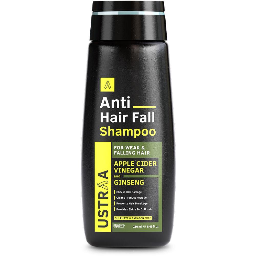 Ustraa Anti Hair Fall with Apple Cider Vinegar Shampoo (250ml)