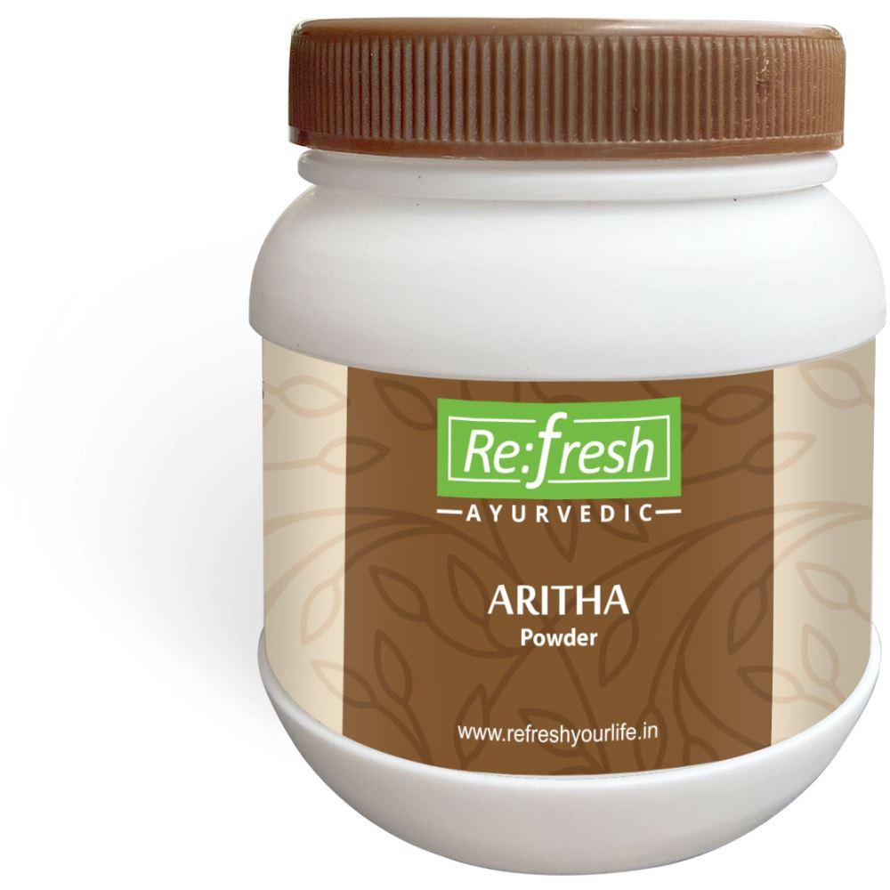 Refresh Ayurvedic Aritha Powder (100g)