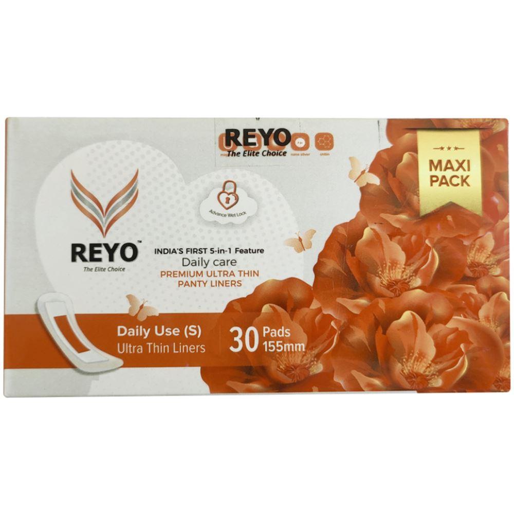 Reyo Anion Premium Panty Liners (155MM) (30pcs)