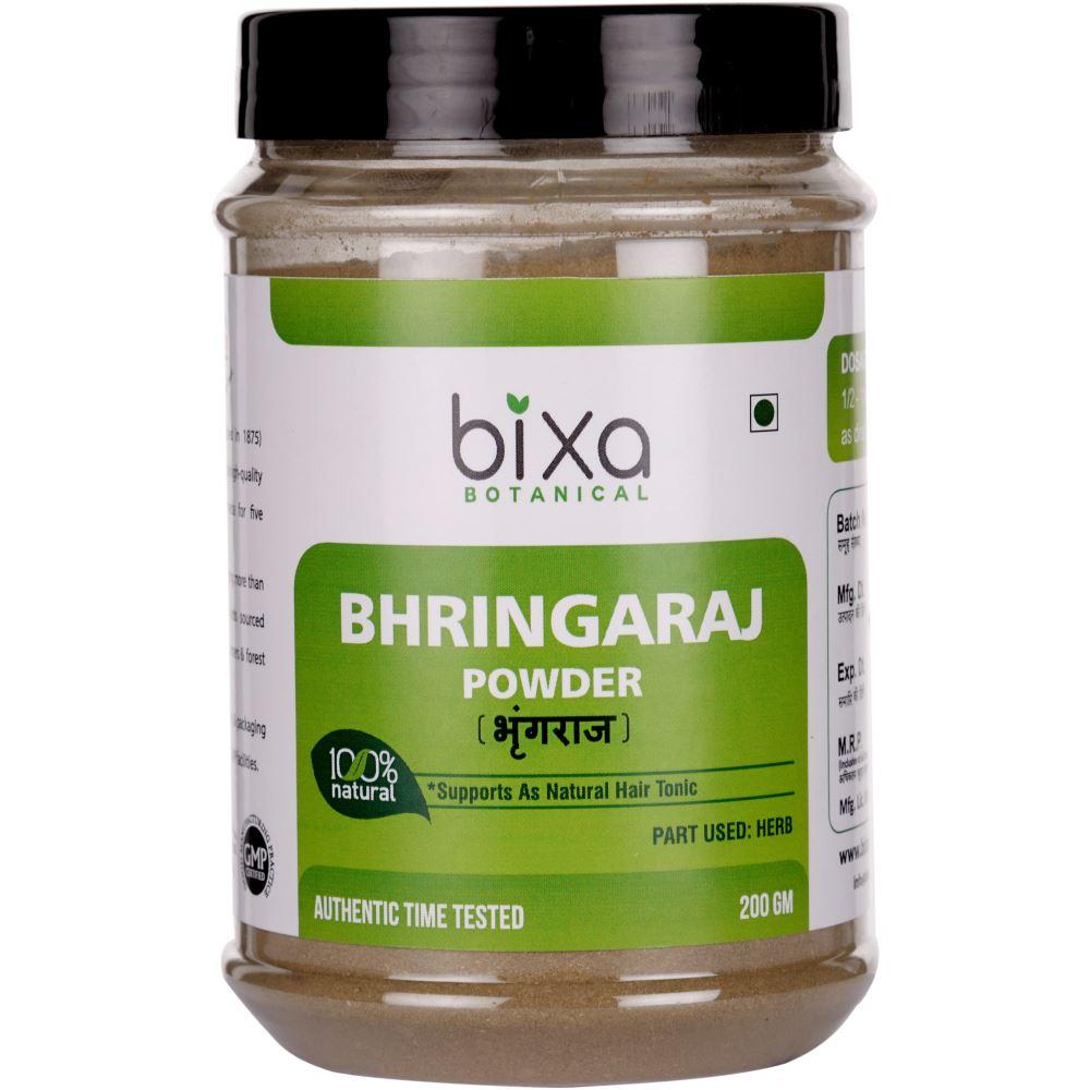Bixa Botanical Bhringaraj Herb Powder Eclipta Alba (200g)