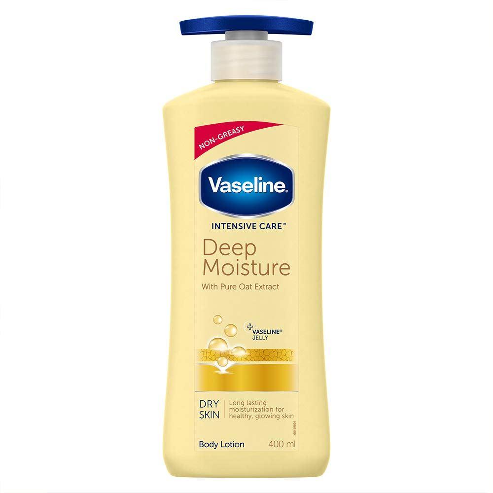 Vaseline Intensive Care Deep Restore Body Lotion (400ml)
