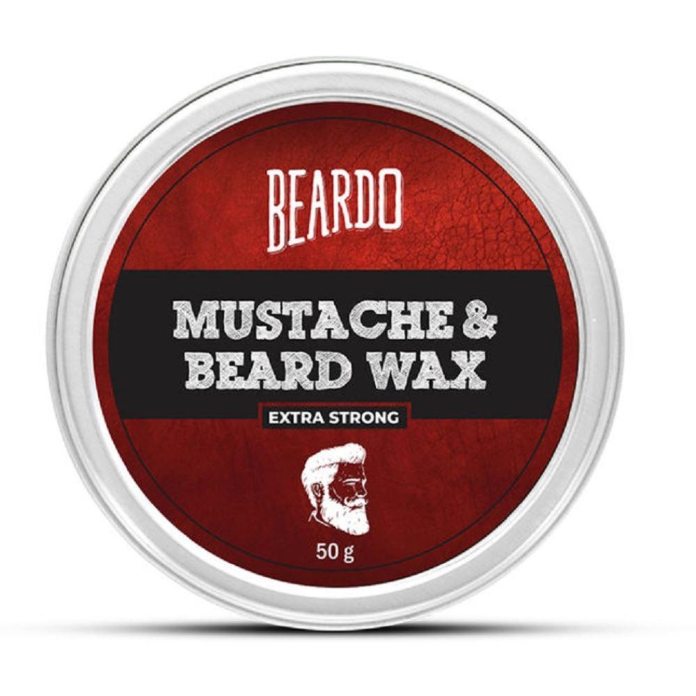 Beardo Mustache & Beard Wax (50g)