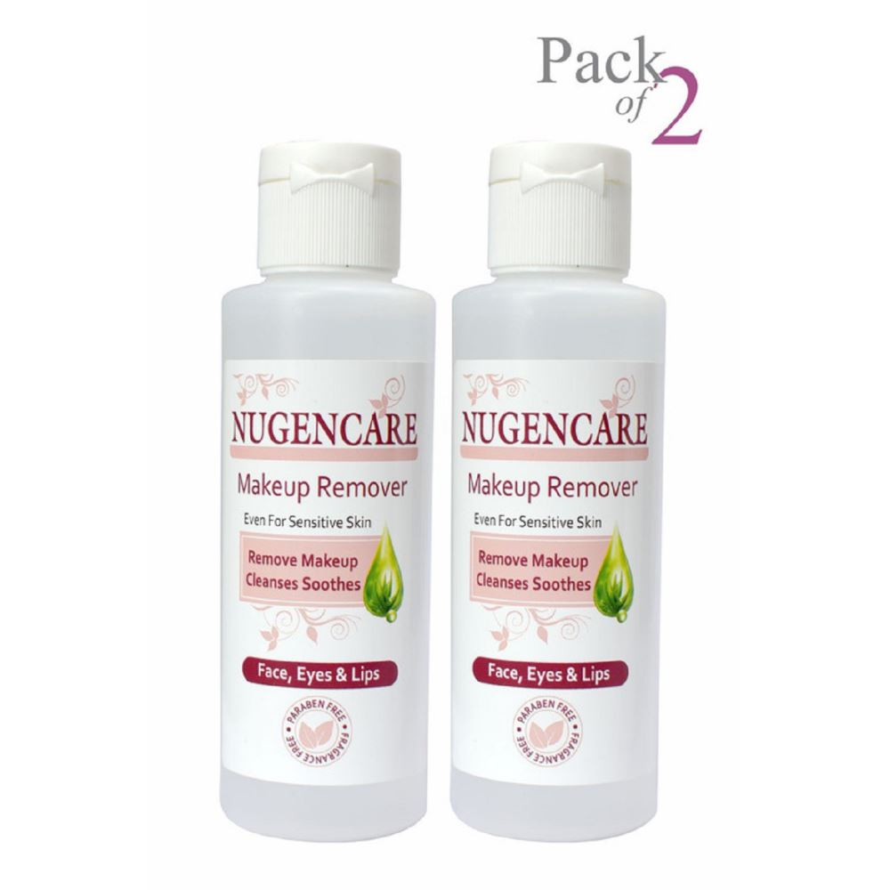 Nugencare Makeup Remover (125ml, Pack of 2)