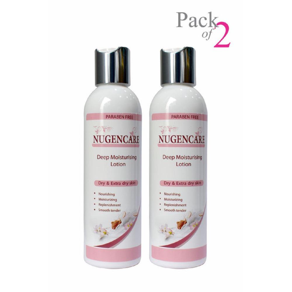 Nugencare Deep Moisturizing Lotion (200ml, Pack of 2)