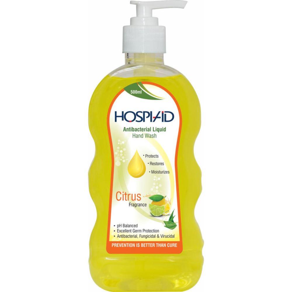 Hospiaid Lemon Hand Wash (500ml)