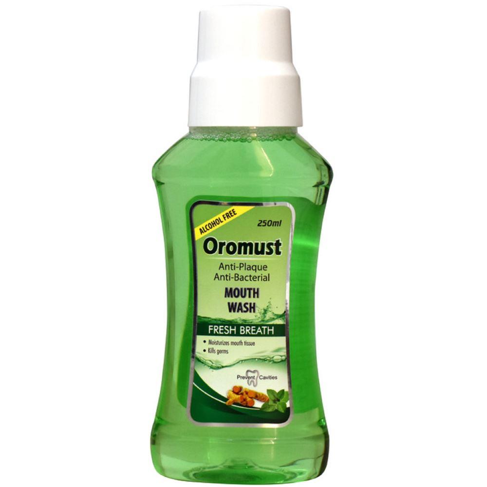 Oromust Mouthwash (250ml)