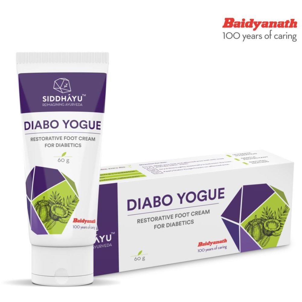 Siddhayu Diabo Yogue Restorative Foot Care Cream (60g)