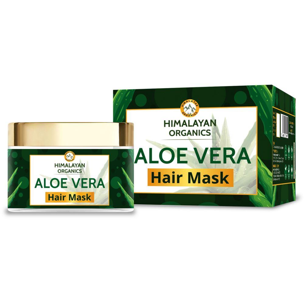 Himalayan Organics Aloevera Hair Mask (200ml)