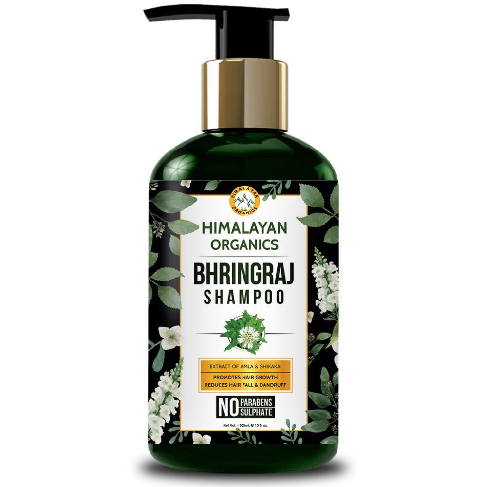 Himalayan Organics Bhringraj Shampoo (300ml)