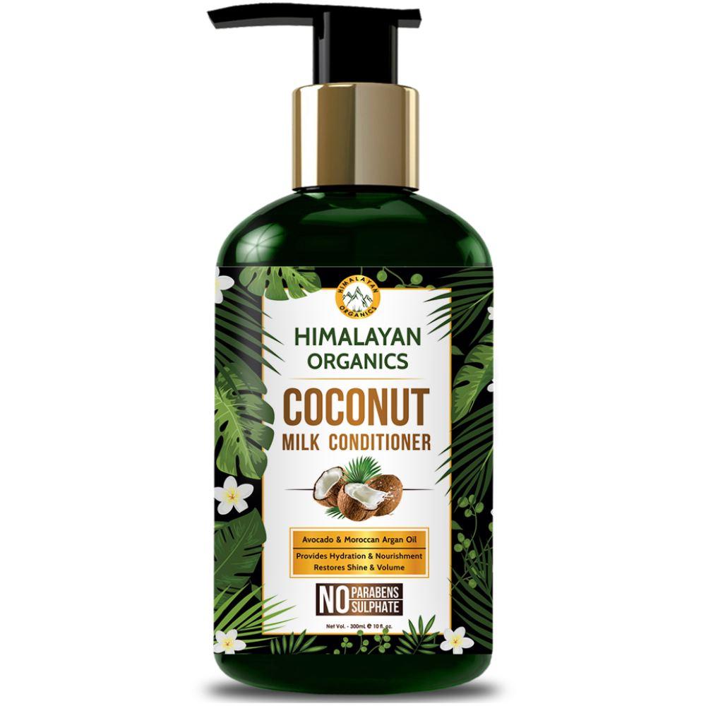 Himalayan Organics Coconut Milk Conditioner (300ml)