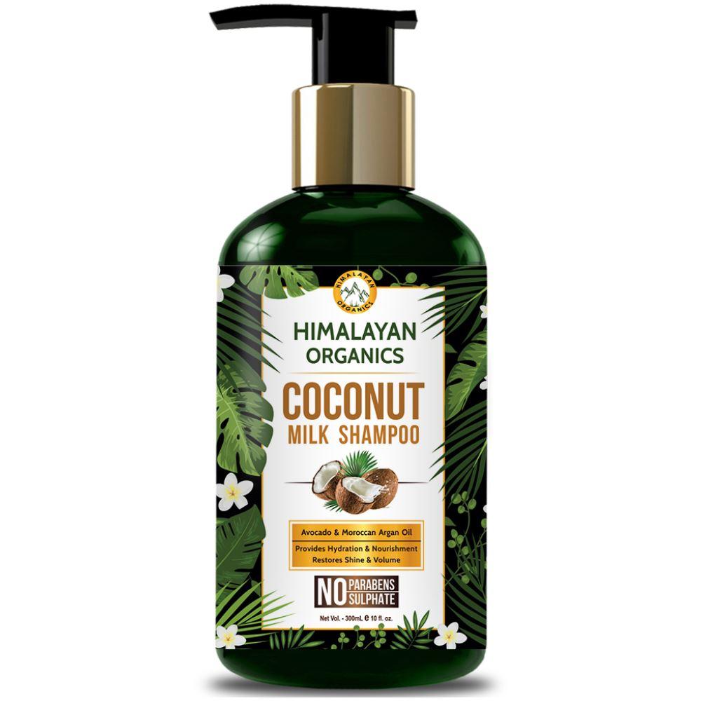 Himalayan Organics Coconut Milk Shampoo (300ml)