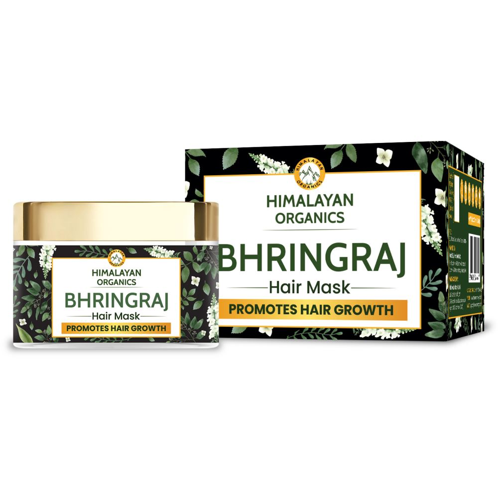 Himalayan Organics Bhringraj Hair Mask (200ml)