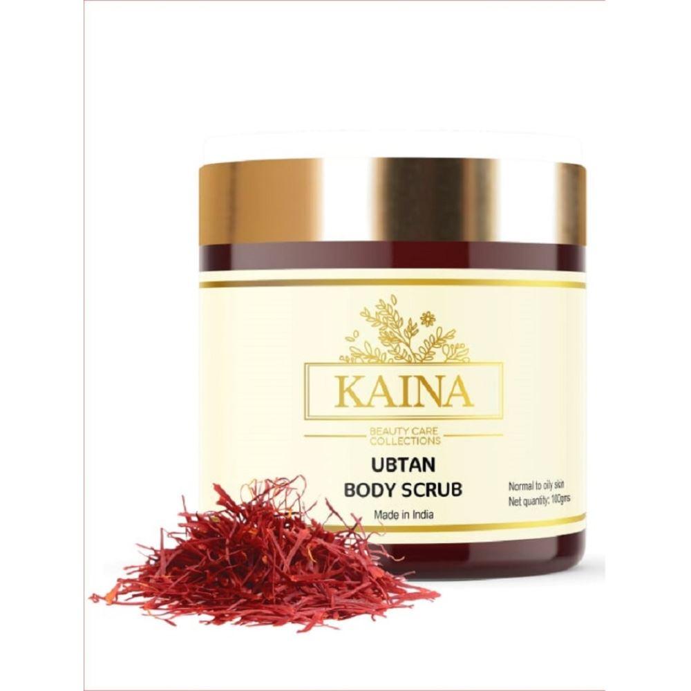 Kaina Skincare Ubtan Body Scrub (100g)