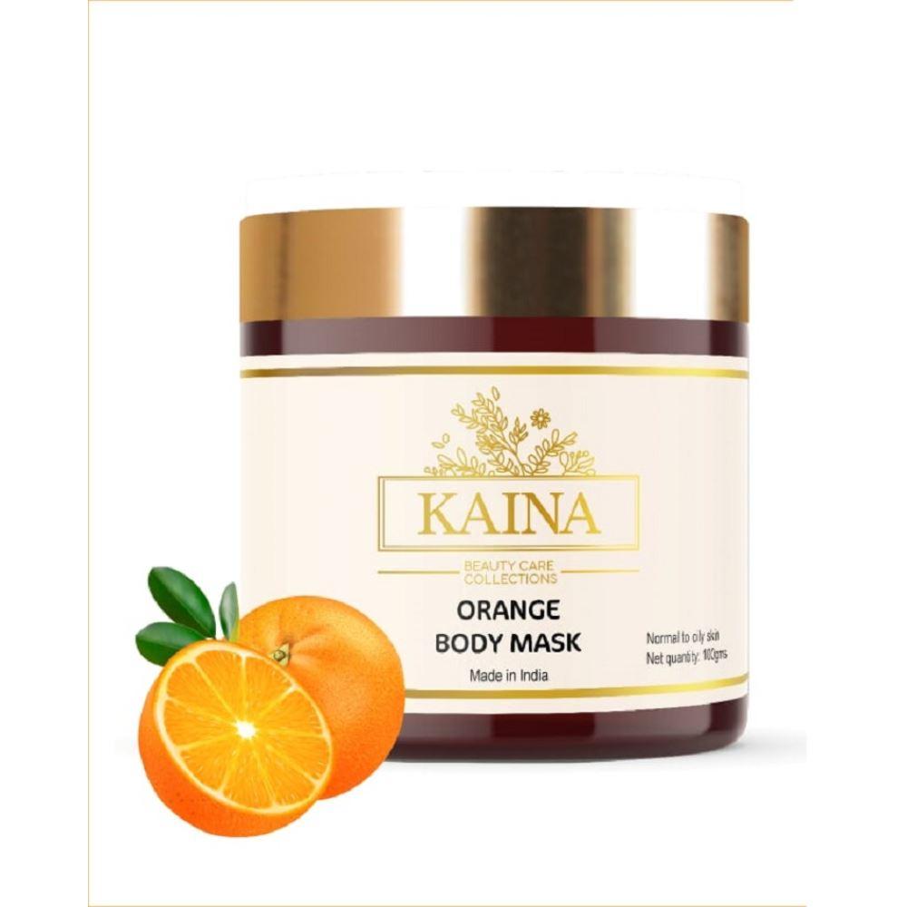 Kaina Skincare Orange Body Mask (100g)