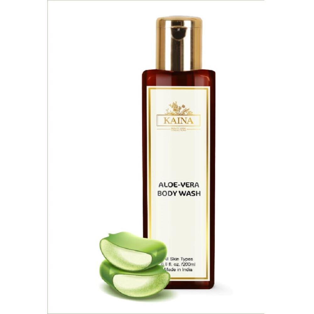 Kaina Skincare Aloevera Body Wash (200ml)