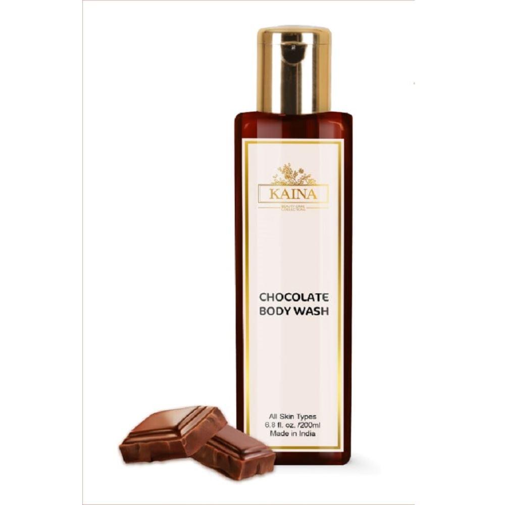 Kaina Skincare Chocolate Body Wash (200ml)