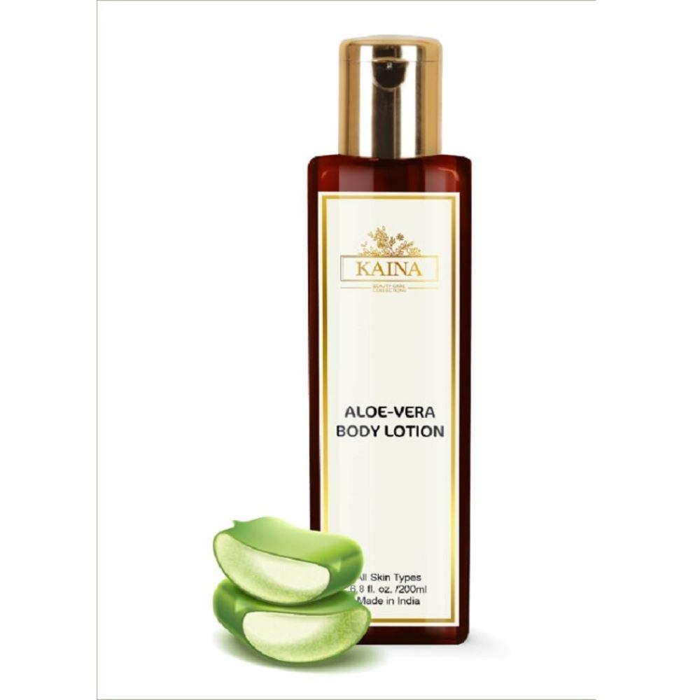 Kaina Skincare Aloevera Body Lotion (200ml)